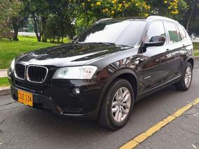 Bmw X3 X Drive 2.0 Diesel 4x4 Twin Power Turbo.automatica