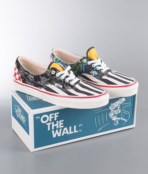 Zapatillas Vans Era 95 Reissue 50th Anniversary Multi Print