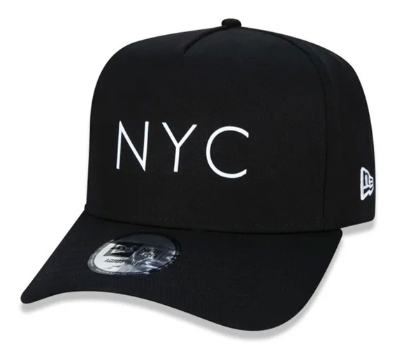 Boné New Era Original New York Yankees Aba Curva Nep20bon101