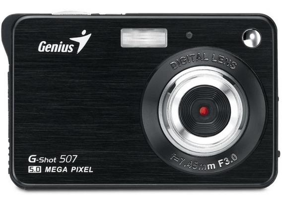 Camara Digital Genius G Shot 507