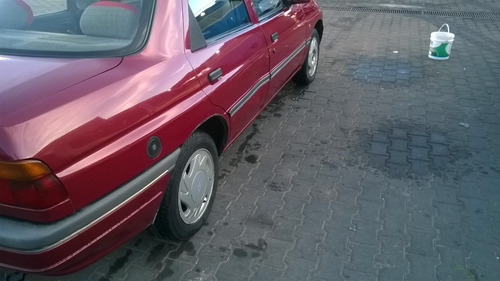 Ford Orion 1996 Guia Nafta 2.0