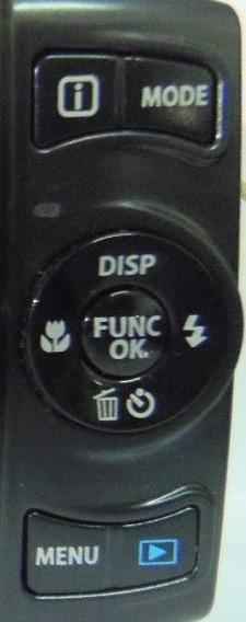 Placa De Função Para Olympus C620 Original (usado) Peça