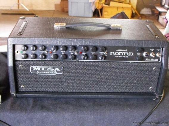 Amplificador Mesa Boogie Nomad 55 Raridade Ñ Triplo Dual