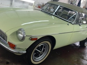 Separalo !!! Mgb 1972 Convertible.. A Tu Gusto. Elige Color