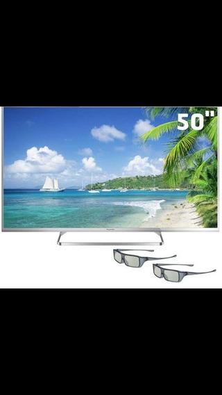 Smart Tv Led 50 Full Hd Panasonic Viera 3d