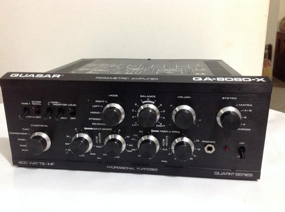 Amplificador Quasar Qa 8080x