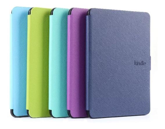Capa Case Kindle 8ª Oitava Geração + Película