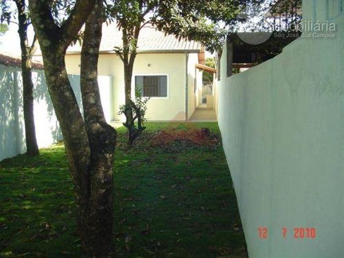 Imagem 1 de 3 de Casa À Venda, 65 M² Por R$ 250.000,00 - Eugênio De Mello - São José Dos Campos/sp - Ca2683