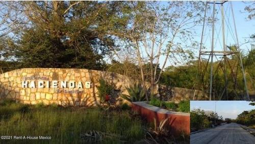Imagen 1 de 4 de Lotes Patrimoniales En Venta En Merida ,komchen Gy. 22-978