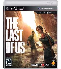 The Last Of Us - Mídia Física / Ps3