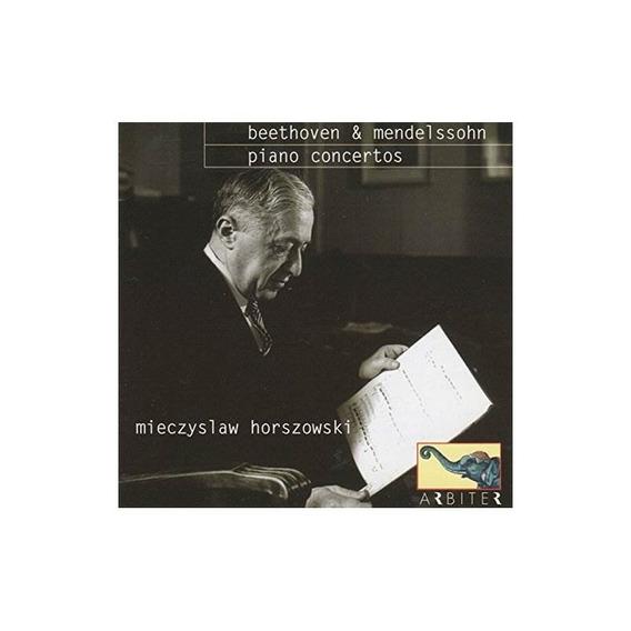 Horszowsk/beethoven/kamerorkest/mendelssohn Piano Concerto C