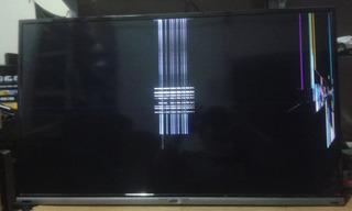 Tv Rca Para Repuesto Todo Funcionando Ok, Pantalla Rota