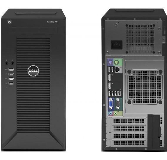 Servidor Poweredge Dell T30 Intel Xeon E3-1225v5 8gb 1tb Hd Ideal Para Empresa Con Garantia Oficial - Factura A B