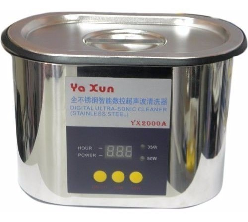 Ultrassom Digital P/ Limpeza 600ml Yaxun Yx2000a - 110v Novo
