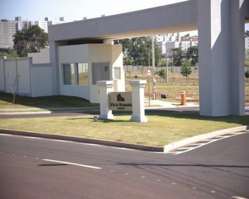 Imagem 1 de 22 de Erreno No Condomínio Villa Romana 2, No Recreio Das Acácias, Em Ribeirão Preto, - Te00139 - 68199089
