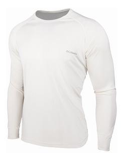 Camiseta Termica Hombre Columbia Running Trekking Gimnasio