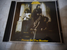 Cd Tank - Power Of The Hunter