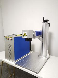 Maquina De Grabado Marcado Laser Fibra Raycus 20w