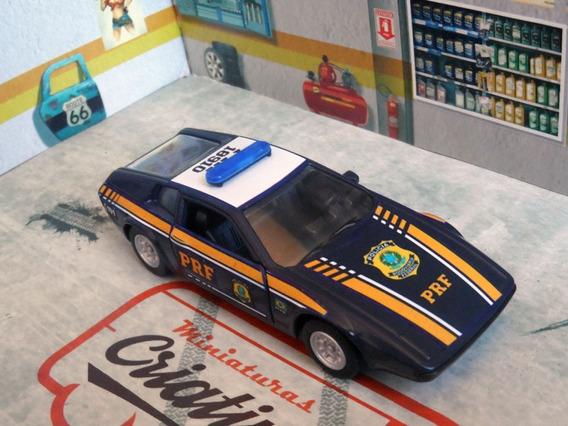 Miniatura Miura Viatura Prf Polícia Rodoviária Federal
