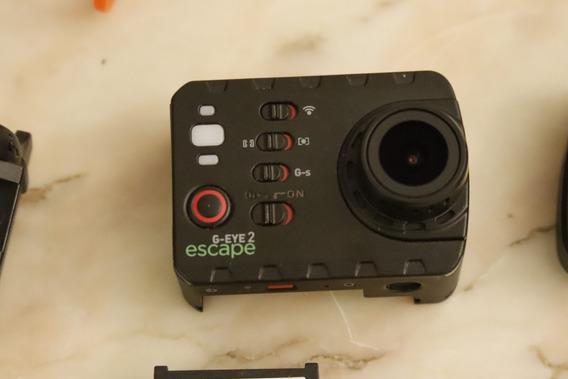 Câmera Geonaute G-eye 2 Escape- Concorrente Da Go-pro