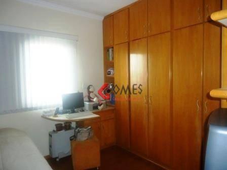 Apartamento Com 3 Dormitórios À Venda, 100 M² Por R$ 450.000,00 - Vila Euclides - São Bernardo Do Campo/sp - Ap0761