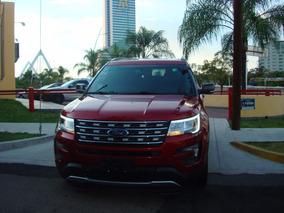Ford Explorer 2016 Rojo