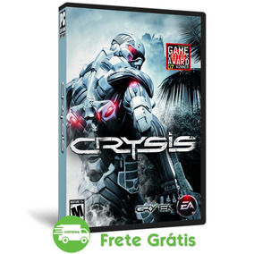 Crysis 1 Pc Português Mídia Física Tiro Fps ( Dvd )