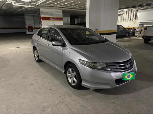 Imagem 1 de 11 de Honda City 2011 1.5 Lx Flex Aut. 4p