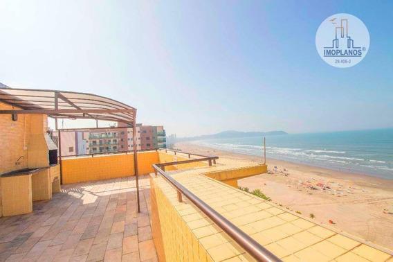 Apartamento Com 2 Dormitórios À Venda, 92 M² Por R$ 290.000 - Campo Da Aviação - Praia Grande/sp - Ap8099