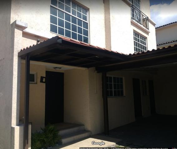 Invierte Hoy, Hermosa Casa En Barrio Tlacopa, Toluca