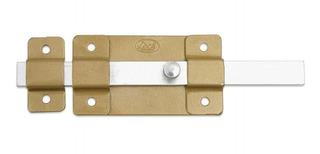 Pasador Lock L036d Dorado 8 Cms Econ