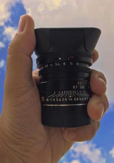 Leica Summilux 35mm 1.4 Asph
