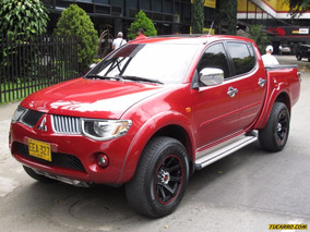 Mitsubishi L200 Sportero Superlujo Mt 3200cc Abs Ab Ct Tc