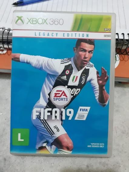 Jogo Xbox 360 Paralelo Fifa 19