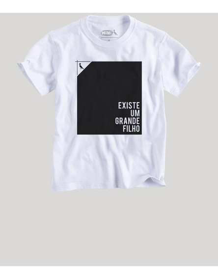 Camiseta Reserva Mini Grande Filho Reserva Mini
