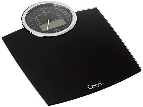 Báscula Digital De Baño Con Dial De Peso Electro