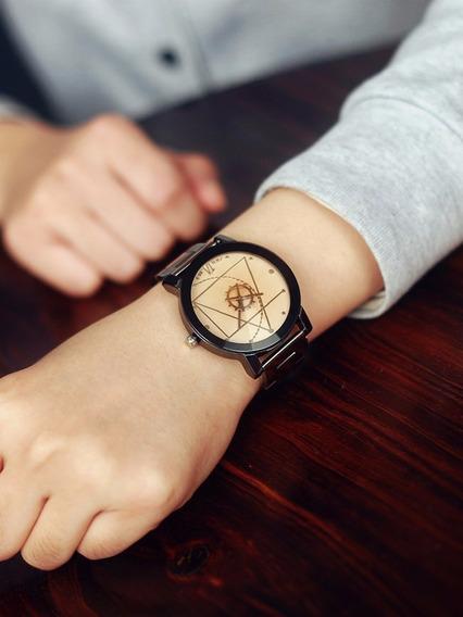 Relógio Quartz Valentine De Luxo,casual,masculino Ou Unissex