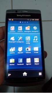Sony Ericsson Xperia Arc S Lt18i Com Defeito