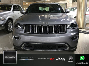 Jeep Grand Cherokee 3.6 Limited Techo+llantas 18 Motorville