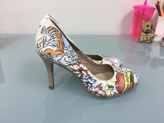 Sapato Edição Especial Carmen Steffens