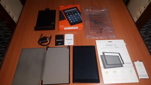 Tablet 10.1  2 Gb Ram E 32 Gb Rom - Fire Hd 10 Amazon (2017)