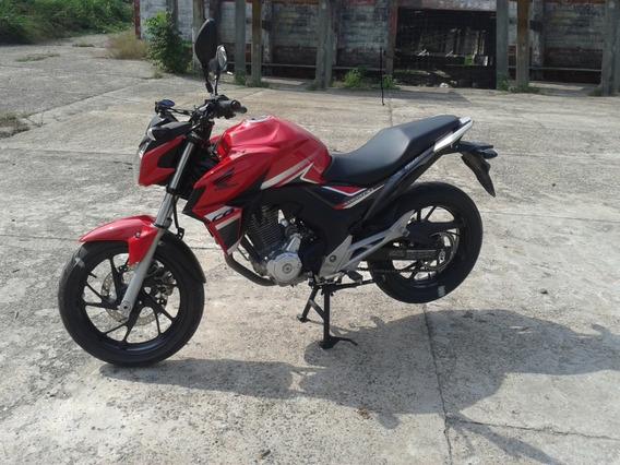 Honda Cbr Twister 250cc. Con Descuento 10% Antes $58,000