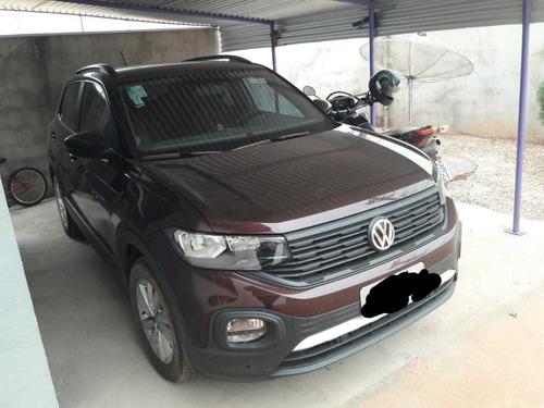Volkswagen T-cross 2020 1.0 200 Tsi 5p