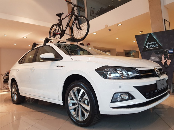 Volkswagen Nuevo Virtus 1.6 Highline Manual 2020 0 Km Lp #a7