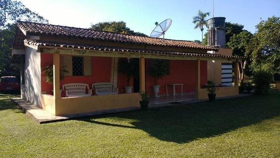 Chácara Residencial À Venda, Mirante Jaguari, Cosmópolis. - Ch0028