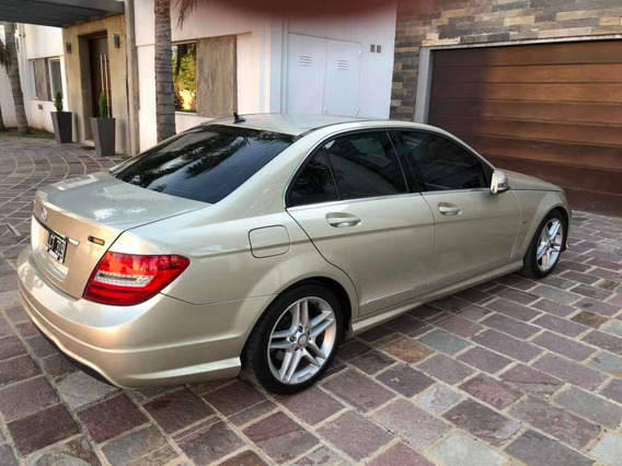 Mercedes-benz Clase C 1.8 C250 Avantgardesport B.eff At 2012