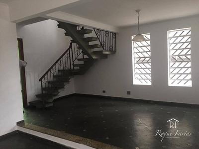 Sobrado Com 3 Dormitórios Para Alugar, 170 M² Por R$ 3.200/mês - Vila São Francisco - São Paulo/sp - So0603