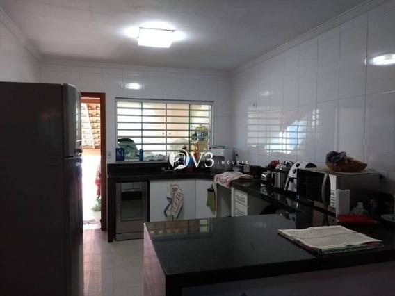 Sobrado Com 3 Dormitórios À Venda, 200 M² Por R$ 670.000,00 - Cidade Patriarca - São Paulo/sp - So0004