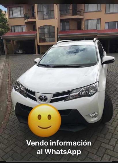Toyota Rav-4 Nacional