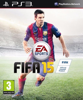 Fifa 15 * Ps3 * Español Latino * Digital Egames
